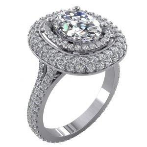 טבעת יוקרתית שארלוט