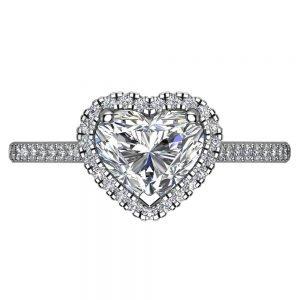 טבעת אירוסין ולנטינה