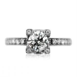 טבעת אירוסין לוסיל