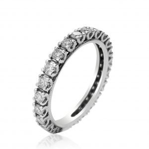טבעת יהלומים אלכסנדרה