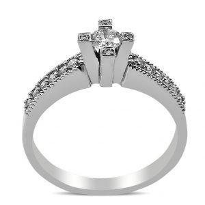 טבעת אירוסין מורגן
