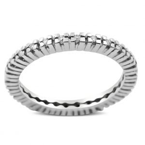 טבעת יהלומים ארייה