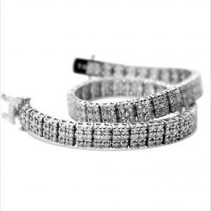 צמיד יהלומים אריאל