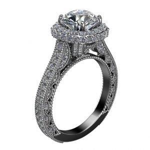 טבעת אירוסין איריס