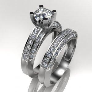 טבעת אירוסין מעוצבת סופיה