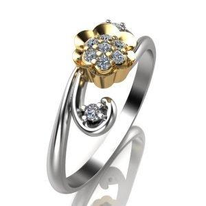 טבעת אירוסין אוקטופוס