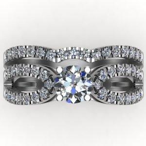 טבעת אירוסין קתרין