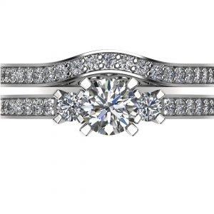 טבעת אירוסין אלייזה