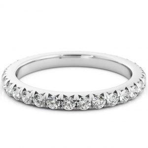 טבעת יהלומים ניקול