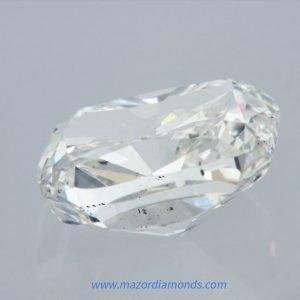 יהלום קושן 1.01 קראט H-SI1