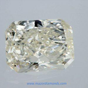 יהלום רדיאן 1 קראט K-VVS2