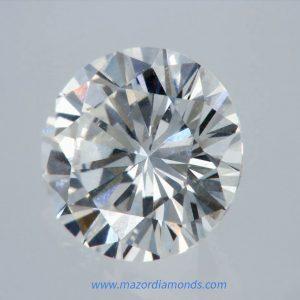 יהלום עגול 0.34 קראט G-VS2