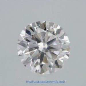 יהלום ורוד בהיר 0.28 קראט